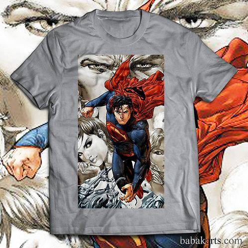 Superman T-Shirt - Superman comics shirt