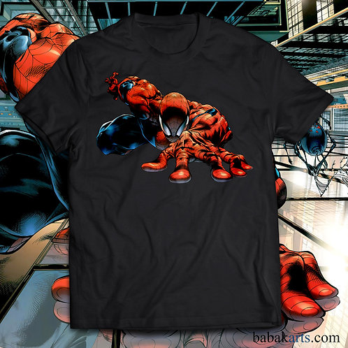 Spiderman T-shirt, Spiderman Tee/ Comics t shirt
