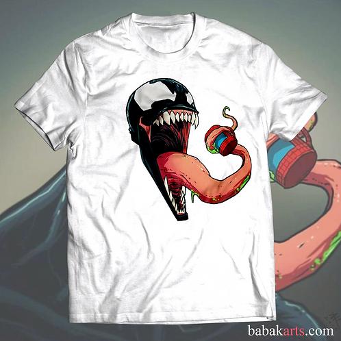 Venom T-Shirt, Venom Tee Shirt - Marvel superheroes t shirt