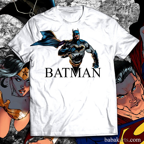 Batman T-Shirt - Batman comics shirts
