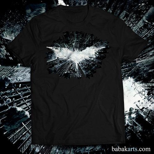 Batman T-Shirt - Batman abstract logo shirts