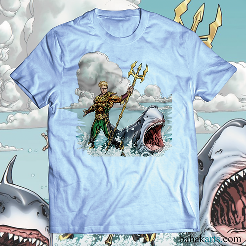 Aquaman T-shirt, Aquaman Shirts - Marvel Comics t shirt