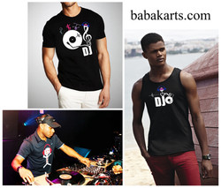 Dj by babak mobasheri -  babakarts - Fashion