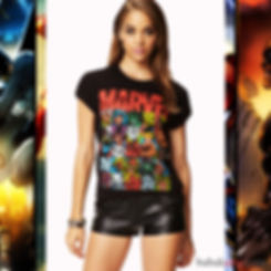 Superwoman Shirt - Marvel T-shirt - Girl