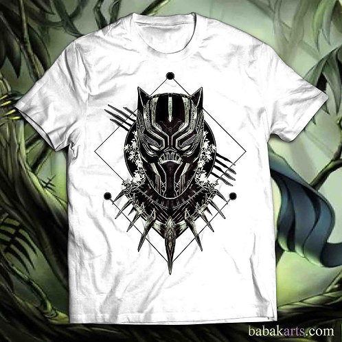 Black Panther T-Shirt - Black Panther Shirt - Marvel Black Panther Shirt