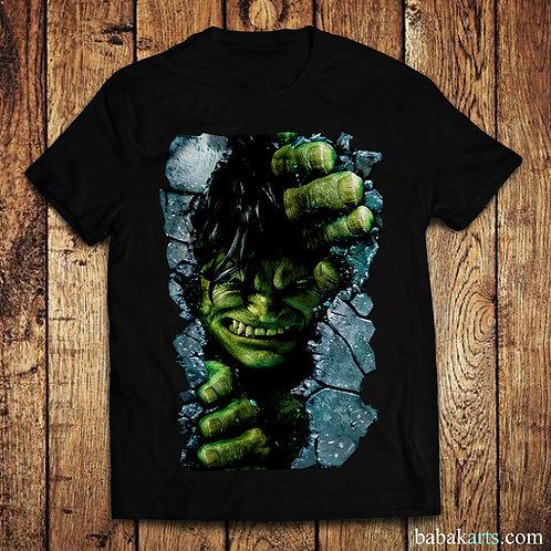 Hulk T-shirt, The incredible hulk t shirt/Angry look