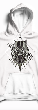 Blackpanther white hoodie.png