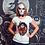 Thumbnail: Halloween T-Shirt - Nightmare before Christmas - Sally Shock shirts
