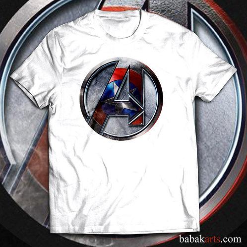 Captain America T-Shirt, Captain America Shirts - Marvel Comics t shirt