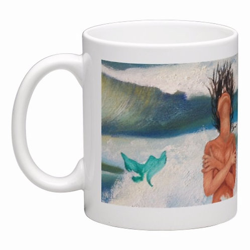 Emotional Mermaid Mug
