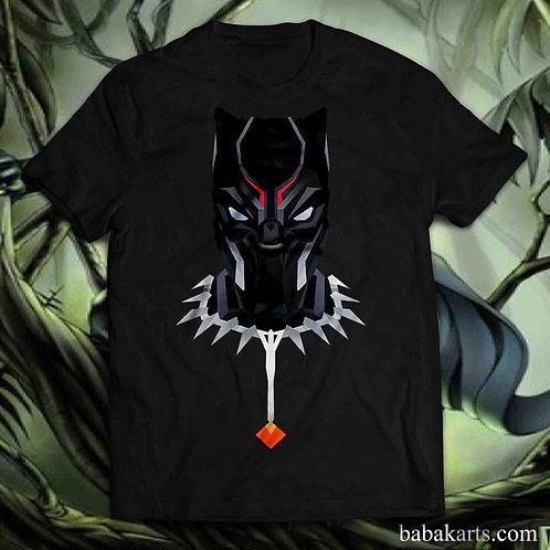 Black Panther T-Shirt - Black Panther Shirt - Marvel Black Panther Shirts