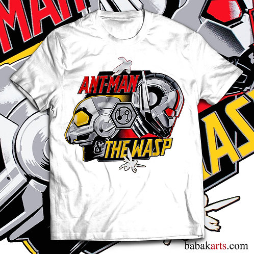 Antman T-shirt, Antman Shirts - Marvel Comics t shirt