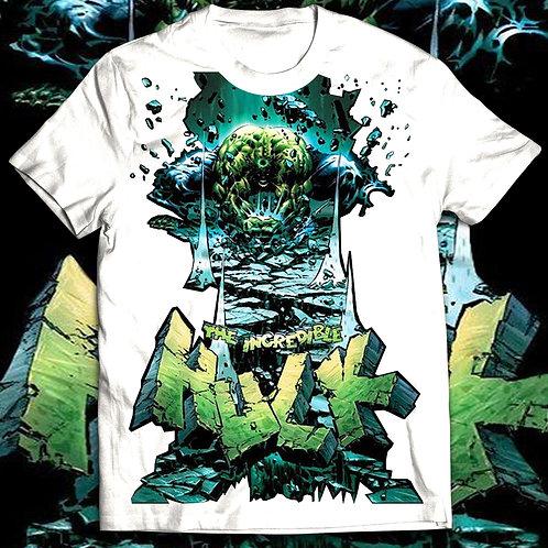 Hulk Smash T-shirt, The Incredible Hulk t shirt/Comics t shirt
