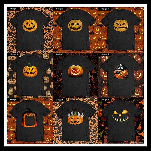 Pumpkin T-Shirt, Halloween costumes, Pumpkin tee shirts, Halloween Tee
