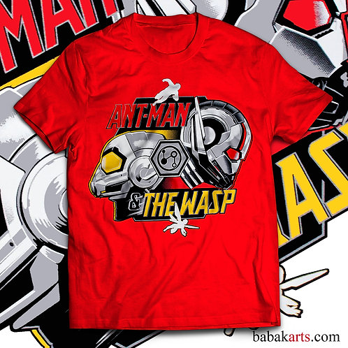 Ant-Man T-shirt, Ant Man Shirts - Marvel Comics t shirt
