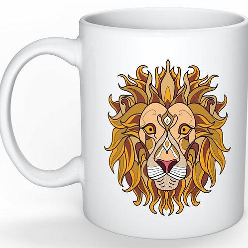 Lion ll Mug
