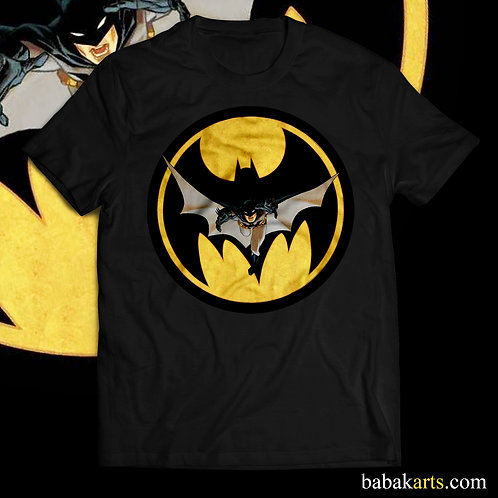 Batman T-Shirt - Batman clothes - Batman comics shirts