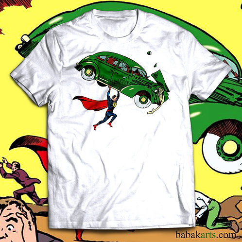 Superman First Issue Value T-Shirt, Superman Action Comics