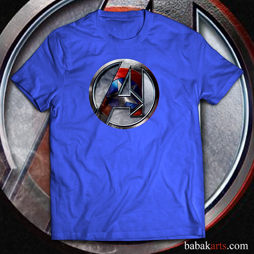 Captain America T-Shirt, Captain America Shirts - Marvel Comics t shirt