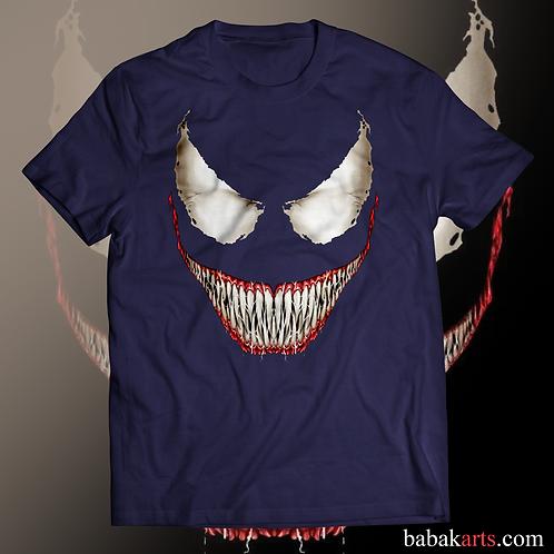 VenomT-shirt, Venom Tee Shirt/ Marvel Superheroes Venom t shi