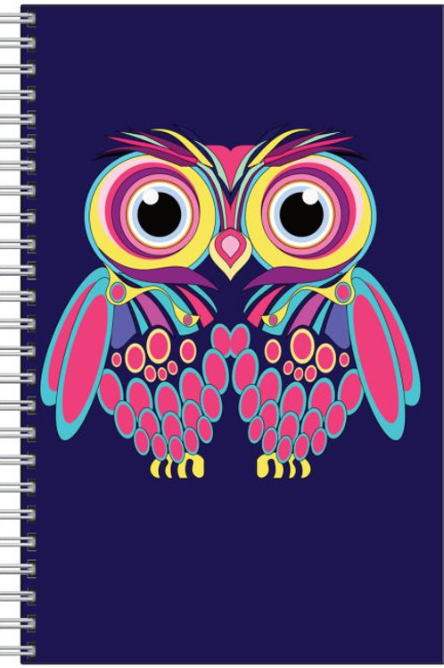 The Little Owl Notebook