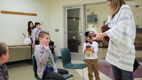 Music Speaks - Kids Community Music Group