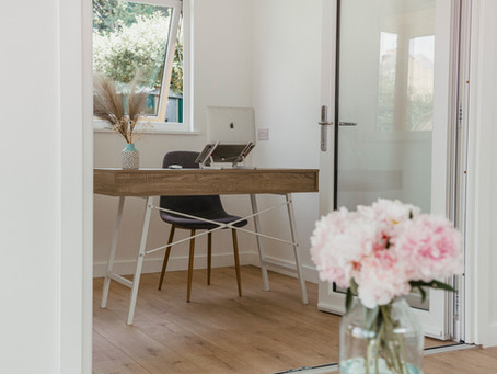 Garden Rooms: Transforming 'WFH' life for the better.