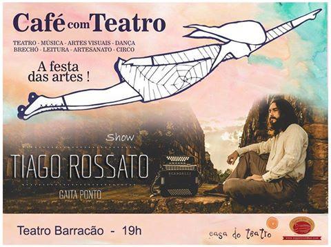 Café com Teatro - A Festa das Artes