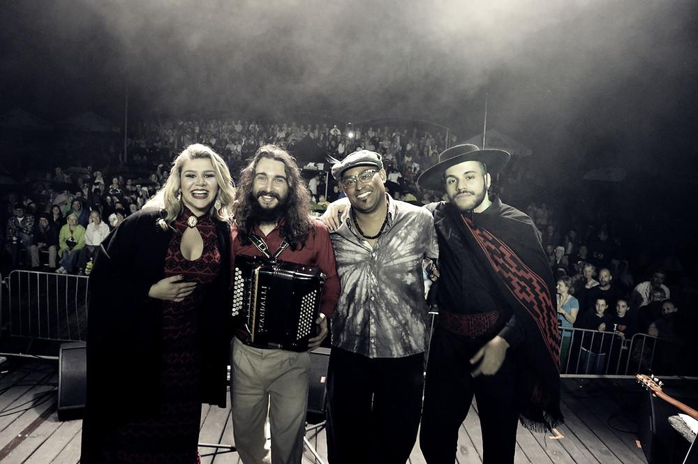 Tiago Rossato show Polônia