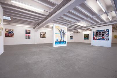 Galerie Schacher – Raum für Kunst, Stuttgart