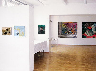 Galerie Stadtatelier Urban Hajek, Stuttgart