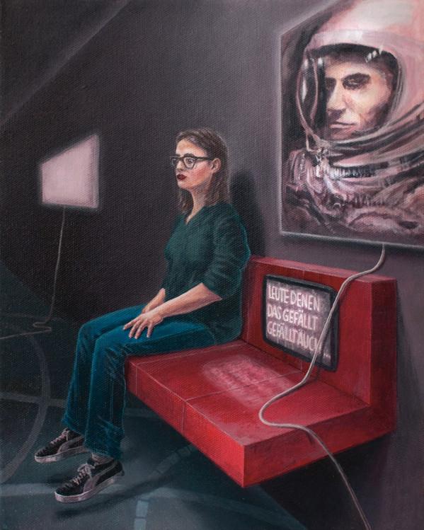 Der Traum des Astronauten