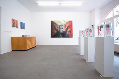 Galerie Asme, Berlin