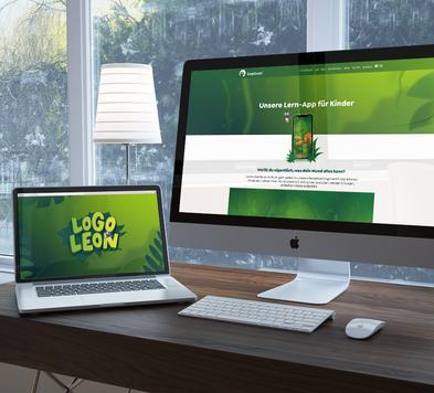 Website - LogoLeon