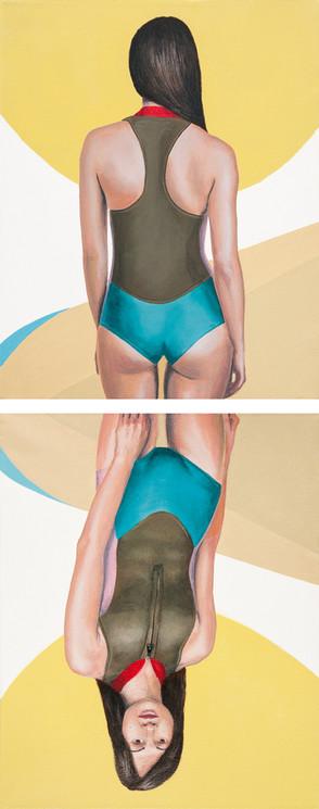 Trockenschwimmer Nr. 1