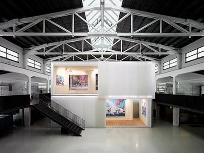 Galerie Kunstbetrieb 7, Ludwigsburg