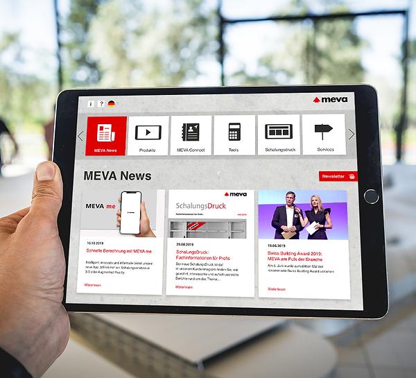 MEVA App