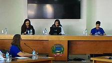 Parlamento Jovem na Câmara Municipal de Unaí