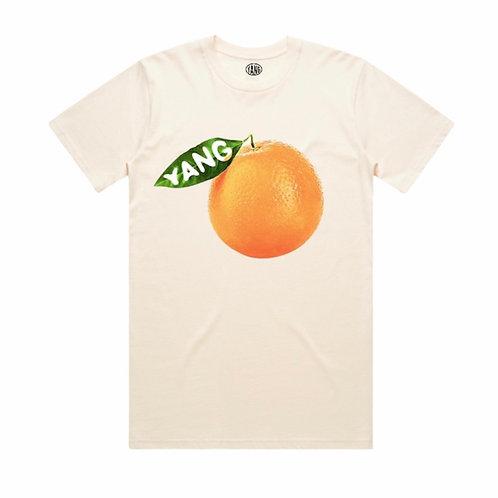 """Fruitful Summer"" tee (Cream)"