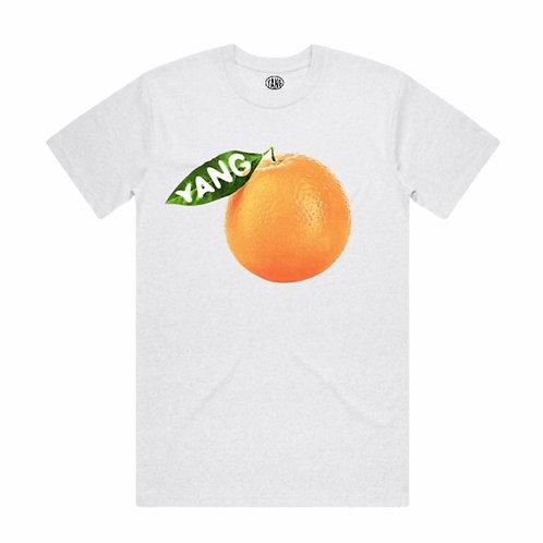 """Fruitful Summer"" tee (Heather)"