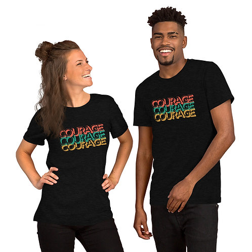 COURAGE Short-Sleeve T-Shirt