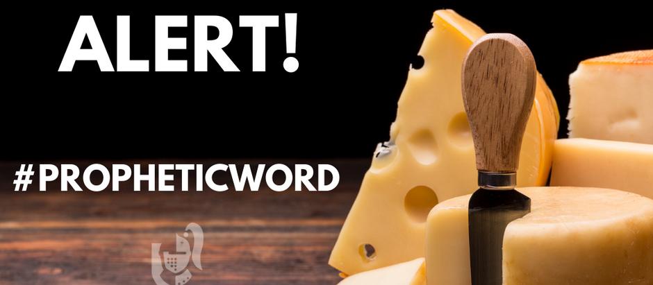 Cheesy Alert!