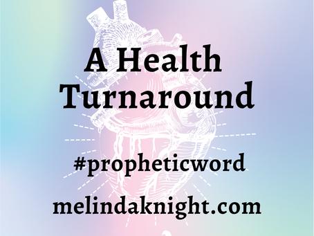 A Health Turnaround