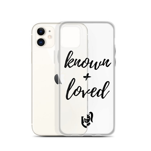 iPhone Case Known + Loved