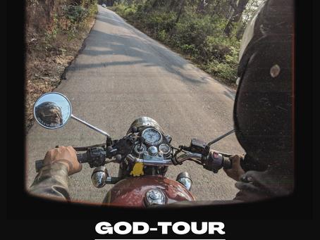 """Consider A """"God-Tour"""""""