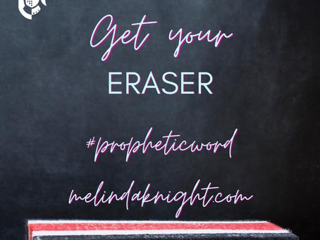 Get Your Eraser