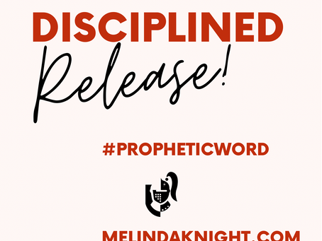 Disciplined Release!