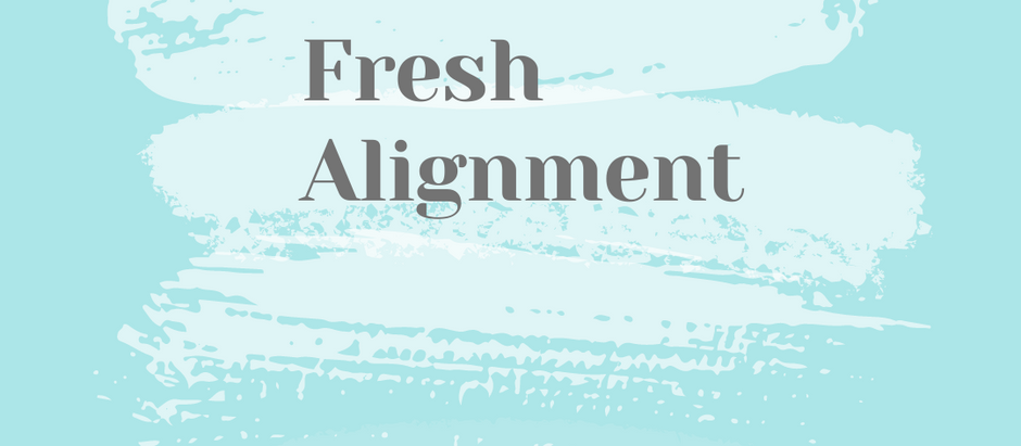 Fresh Alignment