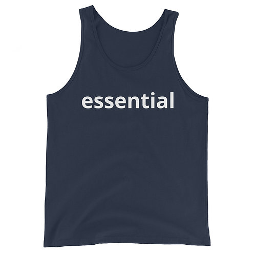 Essential Tank Top (more colors avail)