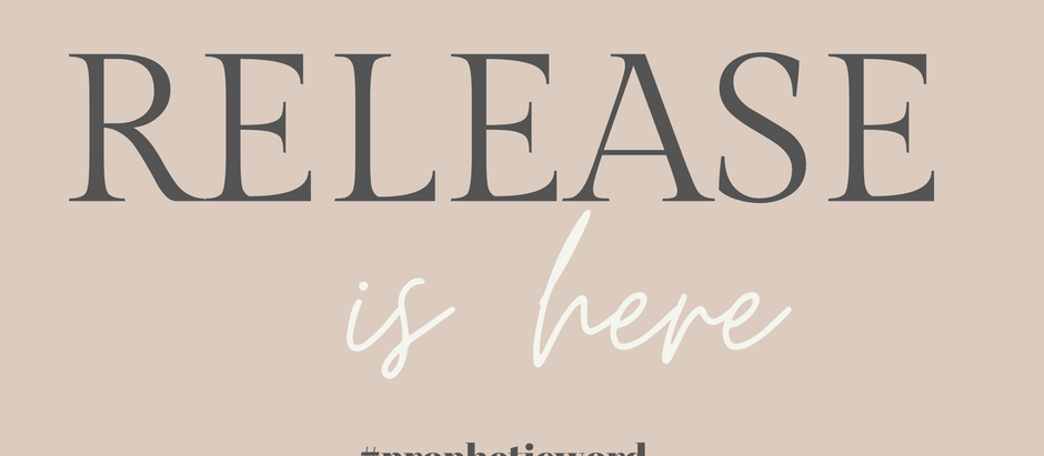 RELEASE IS HERE!